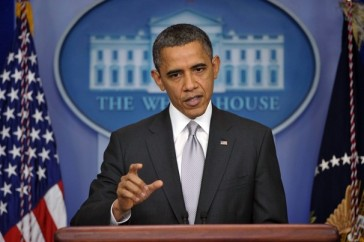 Obama Provides Remarks on Gun Control